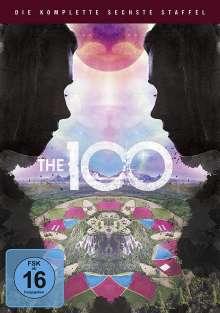 The 100 Staffel 6, 3 DVDs