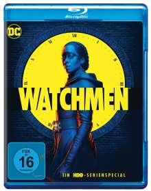 Watchmen Staffel 1 (Blu-ray), 3 Blu-ray Discs
