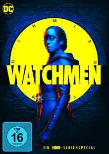 Watchmen Staffel 1, 3 DVDs