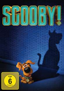 Scooby!, DVD