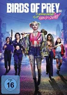 Birds of Prey - The Emancipation of Harley Quinn, DVD