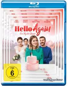 Hello Again - Ein Tag für immer (Blu-ray), Blu-ray Disc