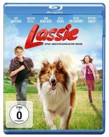 Lassie - Eine abenteuerliche Reise (Blu-ray), Blu-ray Disc