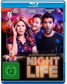 Nightlife (Blu-ray), Blu-ray Disc