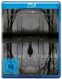 The Outsider (2020) (Blu-ray), 3 Blu-ray Discs