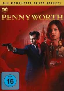Pennyworth Staffel 1, 3 DVDs