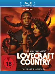 Lovecraft Country Staffel 1 (Blu-ray), 2 Blu-ray Discs