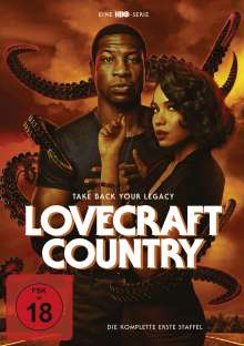 Lovecraft Country Staffel 1, 3 DVDs