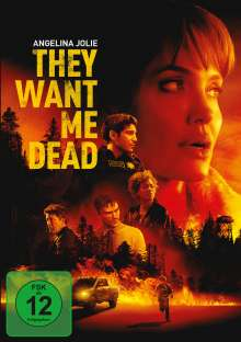 They Want Me Dead, DVD