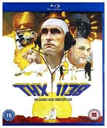 THX-1138 (Blu-ray) (UK Import mit deutscher Tonspur), Blu-ray Disc