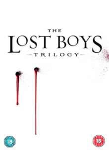 The Lost Boys Trilogy (UK Import), 3 DVDs