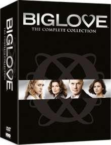 Big Love Season 1-5 (UK Import), 20 DVDs