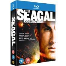 Steven Seagal Collection (Blu-ray) (UK Import), 5 Blu-ray Discs