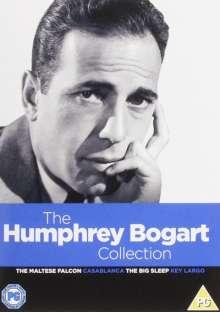 The Humphrey Bogart Collection (UK Import), 4 DVDs