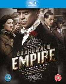 Boardwalk Empire Season 1-5 (Blu-ray) (UK Import), 23 Blu-ray Discs