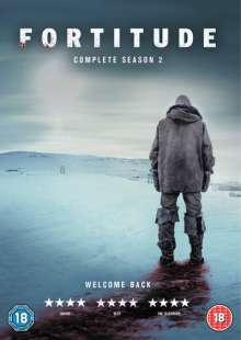 Fortitude Season 2 (UK Import), 3 DVDs