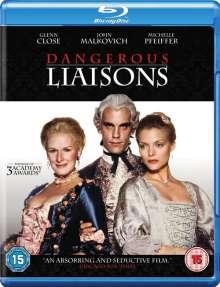 Dangerous Liaisons (Blu-ray) (UK Import), DVD