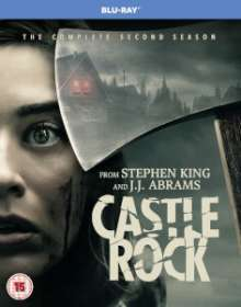 Castle Rock Season 2 (Blu-ray) (UK Import), 2 Blu-ray Discs