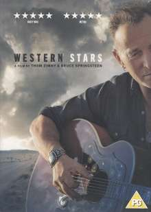 Bruce Springsteen: Western Stars, DVD