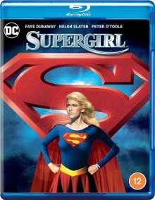 Supergirl (1984) (Blu-ray) (UK Import), Blu-ray Disc