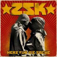 ZSK: Herz für die Sache, CD