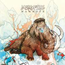 Beardfish: Mammoth, CD