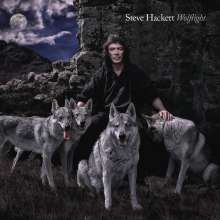 Steve Hackett (geb. 1950): Wolflight, 2 LPs und 1 CD