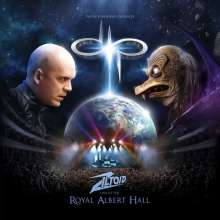 Devin Townsend: Devin Townsend Presents: Ziltoid Live at the Royal Albert Hall (Limited Edition Artbook), 3 CDs, 2 DVDs und 1 Blu-ray Disc