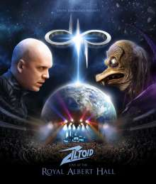 Devin Townsend: Devin Townsend Presents: Ziltoid Live at the Royal Albert Hall, Blu-ray Disc