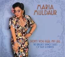 Maria Muldaur: Don't You Feel My Leg, CD