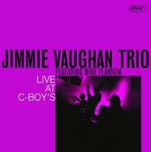Jimmie Vaughan: Live At C-Boy's, LP