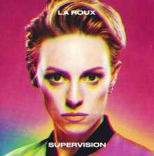 La Roux: Supervision, CD