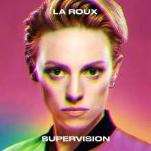 La Roux: Supervision (180g) (White Vinyl), LP