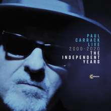 Paul Carrack: Live 2000 - 2020: The Independent Years, 5 CDs