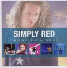 Simply Red: Original Album Series, 5 CDs