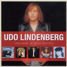 Udo Lindenberg: Original Album Series, 5 CDs