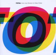 New Order & Joy Division: Total, CD