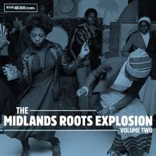 The Midlands Roots Explosion Volume Two, 2 LPs