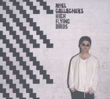 Noel Gallagher's High Flying Birds: Chasing Yesterday (Limited Deluxe Edition), 2 CDs