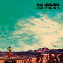 Noel Gallagher's High Flying Birds: Who Built The Moon? (Deluxe-Edition), CD