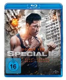 Special ID (Blu-ray), Blu-ray Disc
