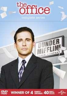 The Office USA Season 1-9 (UK-Import), 38 DVDs