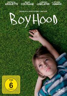Boyhood, DVD