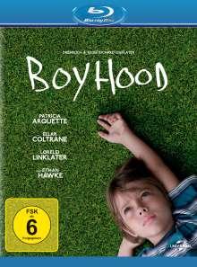 Boyhood (Blu-ray), Blu-ray Disc