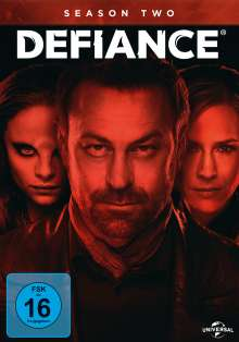 Defiance Season 2, 4 DVDs