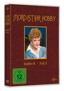 Mord ist ihr Hobby Staffel 8 Box 2, 3 DVDs