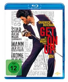 Get On Up (Blu-ray), Blu-ray Disc