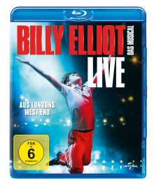 Billy Elliot: Das Musical - Live (OmU) (Blu-ray), Blu-ray Disc