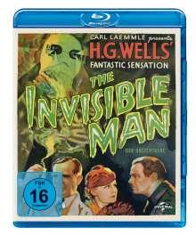Der Unsichtbare (1933) (Blu-ray), Blu-ray Disc