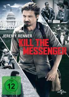 Kill the Messenger, DVD